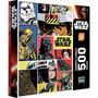 Quebra-cabeça Star Wars 500 Peças - Toyster Disney