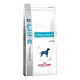 Ração Royal Canin Hypoallergenic Veterinary Diet Canine Cachorro Todos Os Tamanhos 10.1kg