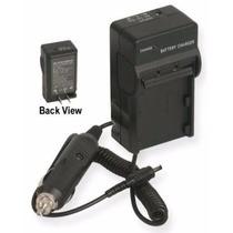 Carregador De Bateria P/ Sony Np-fv50 Np-fv30 Fv70 Np-fv100