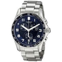 Relógio Victorinox 241652 Xls Classic Cronografo Masculino