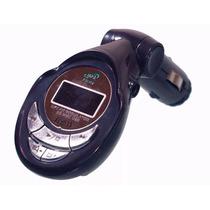 Modulador Fm Veicular Transmissor Wireless Mp3