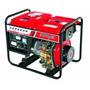 Gerador Diesel (saldão) - Mdgt-5000cle 5kwa Trif380/mono240.