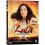 Dvd- Lula - O Filho Do Brasil- Gloria Pires- Lacrado C/ Luva