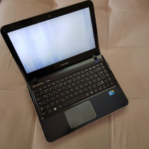 199,90 Notebook Samsung Sf310 Intel Core I3 4gb