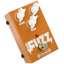 Pedal De Saturação Bass Fuzz P/ Baixo - Fuhrmann