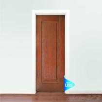 Adesivo Para Porta Parede Porta Madeira Fosco U05