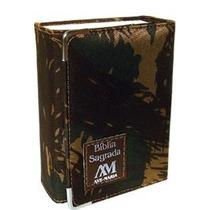 Bíblia Sagrada Bolso Com Capa Capanga Camuflada