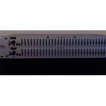 Equalizador Gráfico 31 Bandas Dbx231s