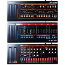 Combo C/ Os 3 Módulos Roland Boutique Jp-08, Ju-06, E Jx-03