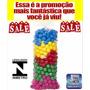Bolinhas Para Piscina 76mm Pacote C/500un 1 Pacote Por Envio