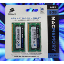 8gb Sodimm Corsair 1066/1067/imac-macbook-macpro/retire Sp