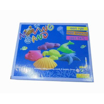 Kit De Massinha Colorid Com Peças Para Brincar Com 5 Moldes