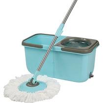 Esfregão Limpeza Pratica Mop 2 Baldes