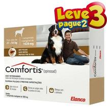 Anti-pulgas Comfortis 27 A 54 Kg - Leve 3 Pague 2