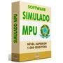 Provas Anteriores Concurso Mpu Nivel Sp +simulado (download)