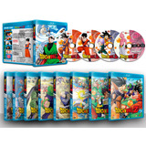 Coleção Dragon Ball Completo (db+dbz+gt+super) Blu-ray
