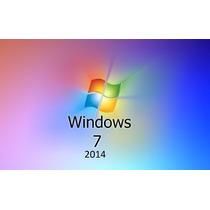 Cd Windos 7 Pro 2014-32 Bits Pt-br + Offce 2010 + Dvd Driver