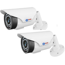 Kit 2 Camera Tetra Hd-tvi Hd-cvi Ahd-m 720p 3,6 Ircut Blc *
