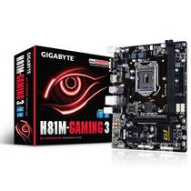 Placa Mae Lga 1150 Intel Serie 8 Gigabyte Ga-h81m-gaming 3 M
