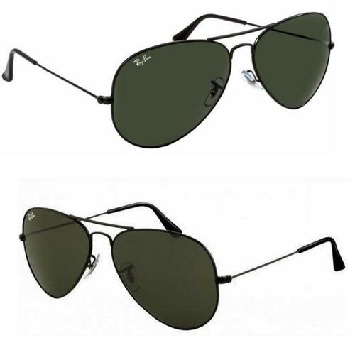 Oculos Ray Ban Aviador Rb3026 Masculino - Feminino + Brinde - R  249 ... 9d0ffc97ba