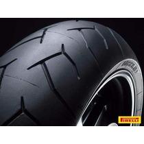 Pneu Pirelli Diablo 180/55-17 Traseiro - Motofranca