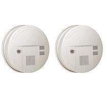 Sensor Detector De Fumça C/ Alarme - Par