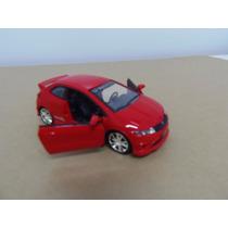 Honda Civic Type R Miniatura Escala 1:32 Varias Cores