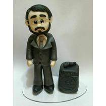 Boneco De Biscuit Personalizado - Topo De Bolo - Decoração