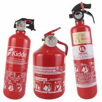 Extintor De Incêndio Tipo Pó Abc Certificado Pelo Inmetro