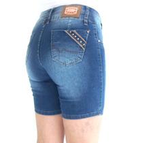 Bermuda Cintura Alta Biotipo 18030 Kalbatt Jeans