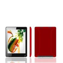 Tablet 8 Android 3.2 16gb Hdmi Wifi 8008b Vermelho Titan