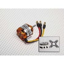 Motor Eletrico D2826/6 2200kv + Spinner + Montante + Termina