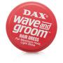 Dax Groom Vermelha Cera Pomada Fixaçao Maxima Ondas Ou Curto