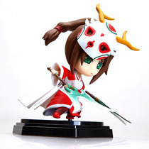 Boneca League Of Legends Akali - Lol Action Figure