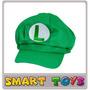 Boina / Chapéu Do Luigi Super Mario Bros - Cosplay Gorro