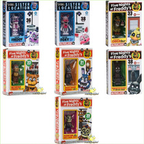 Five Nights At Freddy's 1 Kit De Montar Sister Location Foxy