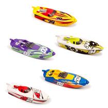 Zuru Micro Boats Sortidos - Lancha Barco Motorizado Dtc 4112