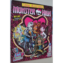 Album Figurinhas Monster High *