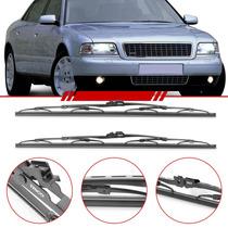 Par Palheta De Parabrisa Audi A8 94 A 00 01 2002 A6 S4 S8 S6