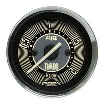 Manômetro Pressão Turbo 2kg Volkswagen Bege Fusca Cronomac