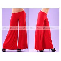 Calça Feminina Pantalona Plus Size Calça Saruel Calça Flare