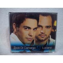 04 Cds Zezé Di Camargo & Luciano- O Melhor De