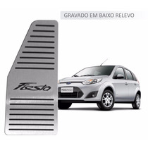 Descanso De Pé Aço Inox Premium Ford New Fiesta !!!
