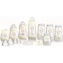 Mamadeiras Mam Anti-cólicas 15 Itens (creme)