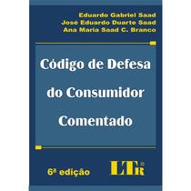 Livro Código De Defesa Do Consumidor Comentado - 6° Edição S