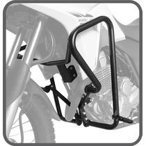 Protetor Motor Xre 300 / Xre300 Com Pedaleiras