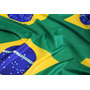 Bandeira Nacional Do Brasil Grande 100%poliester 150x0,90m