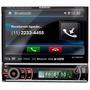 Toca Cd Dvd Carro Audioart 780dv Super Completo (função Gps)