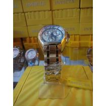 Relógio Invicta Lupah Tonneau 17281 Original Leilão