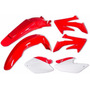 Kit De Plasticos Hon-crf250x 04-16 Cor Orig. Acerbis
